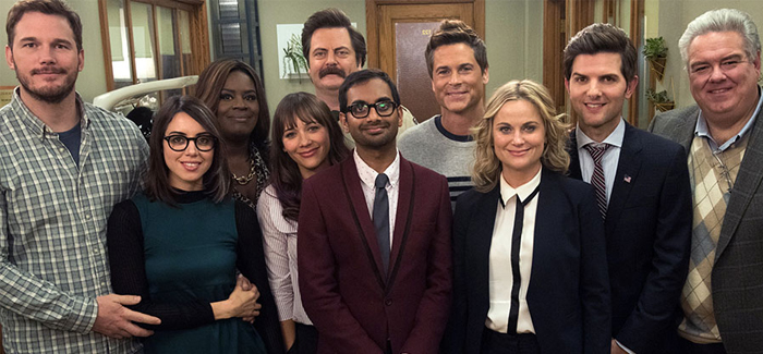 Ultimate 6er | Parks & Recreation