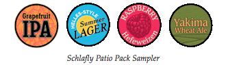 Schlafly Patio Pack Sampler