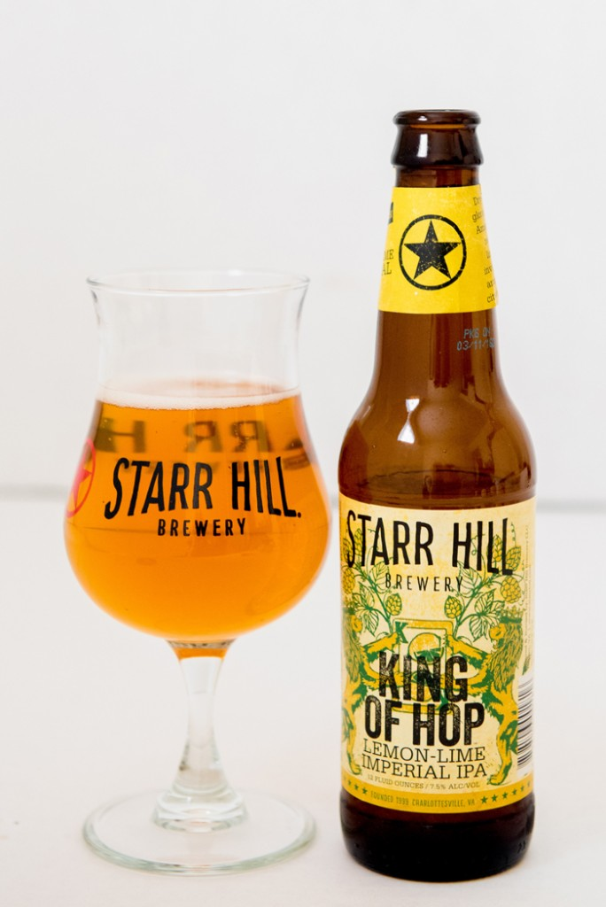Star Hill King of Hops Lemon-Lime