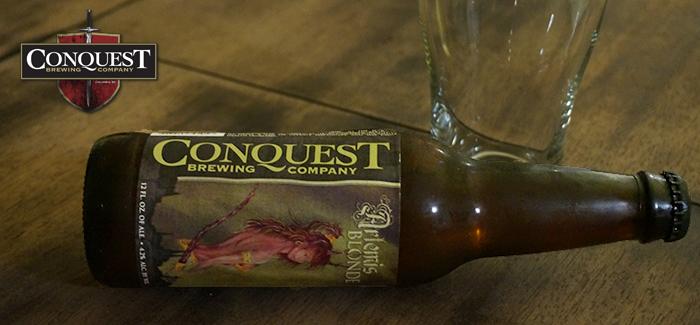 Conquest Brewing Co. | Artemis Blonde