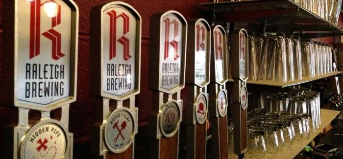 raleigh brewing Moravian Rhapsody