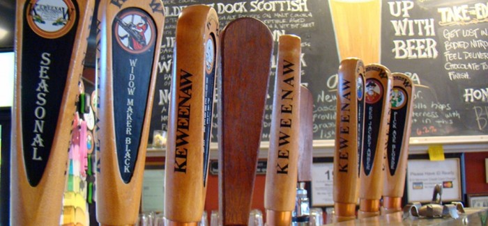Brewery Showcase | Keweenaw Brewing Company (Houghton, MI)
