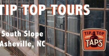 Cover photo Tip Top Tours