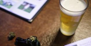 weed and beer pairing