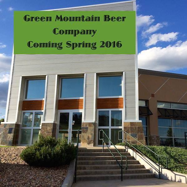 Green Mountain Beer Company - New Colorado Breweries Summer 2016