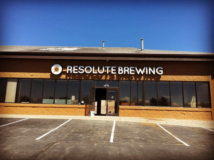 Resolute Brewing Company - new colorado breweries summer 2016