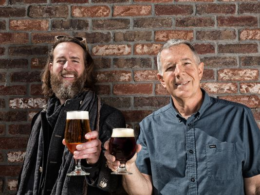 Greg Koch and Steve Wagner Photo Credit: Stone Brewing Co.