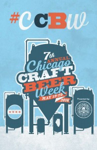 Chicago Craft Beer Week: Nevin's Brewin Co. 21 Beer Salute