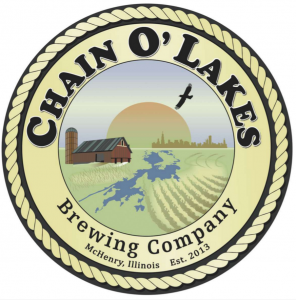 Chicago Craft Beer Week, Chain O'Lakes Brewing Logo