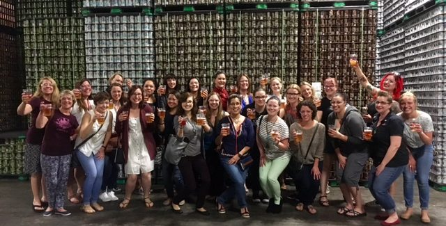 CCBW Barley's Angels | The Women of Revolution Brewing