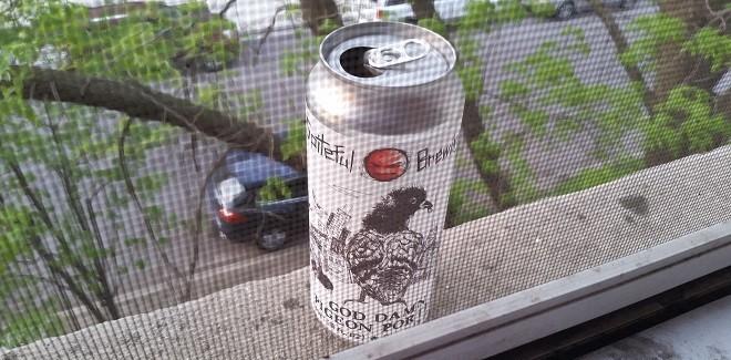 Spiteful Brewing | God Damn Pigeon Porter