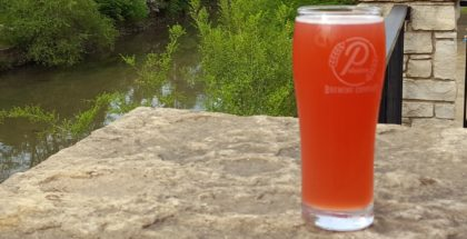 Pollyanna Brewing Summerly Raspberry Wheat