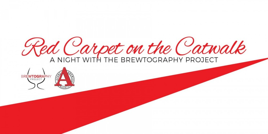 Red Carpet on the Catwalk - A Night with the Brewtography Project @ Avery Brewing Co (Boulder)