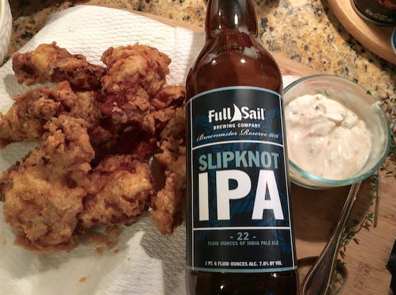 hoppy fried chicken
