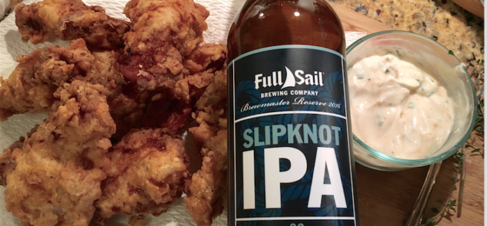 Cooking with Beer | Hoppy Fried Chicken