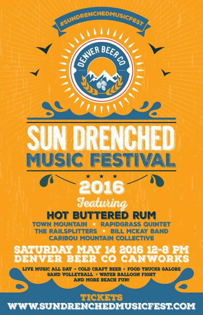 Sun Drenched Music Fest 2016