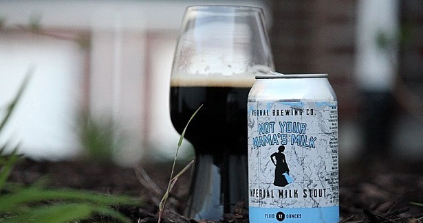 Vernal Brewing Co. | Not Your Mama's Milk