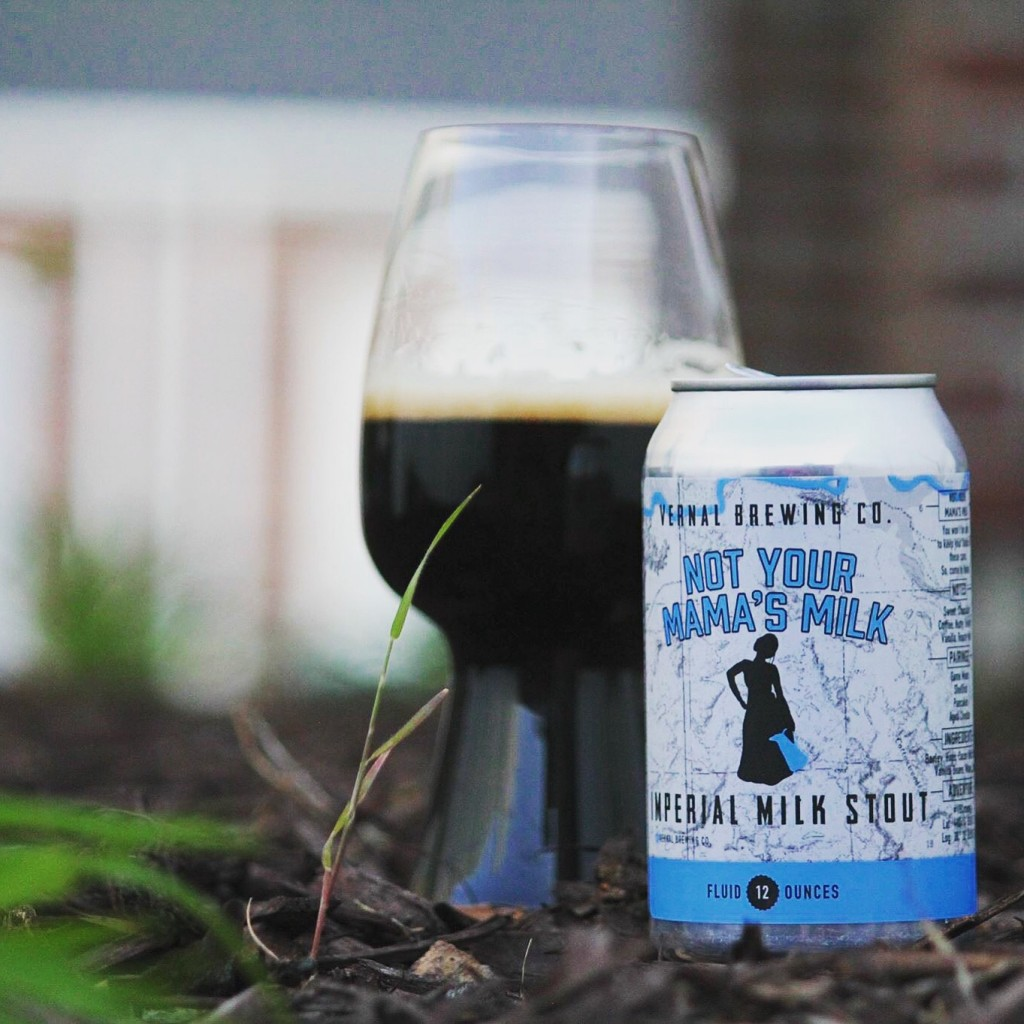 Vernal Brewing Co. - Not Your Mama's Milk