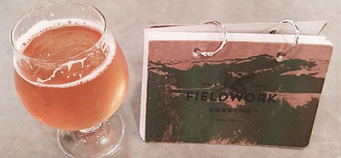 Fieldwork Brewing Co. | Sea Farmer Sea Salt Grapefruit IPA