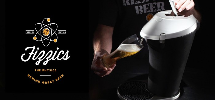 Fizzics Brings Draft Beer to the Home