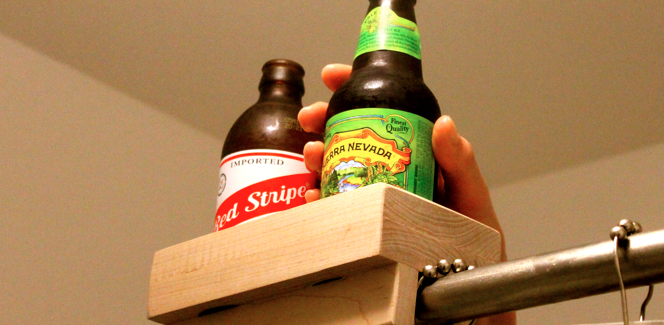 Ode to the Shower Beer