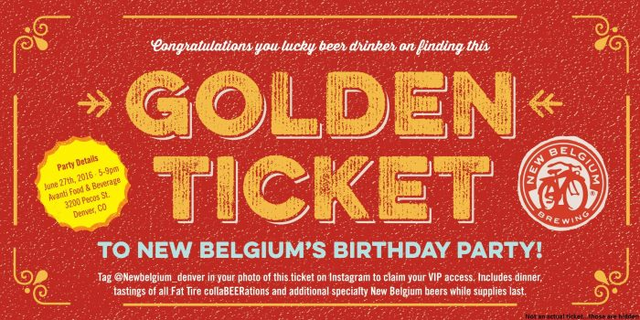 Image Courtesy of New Belgium Brewing
