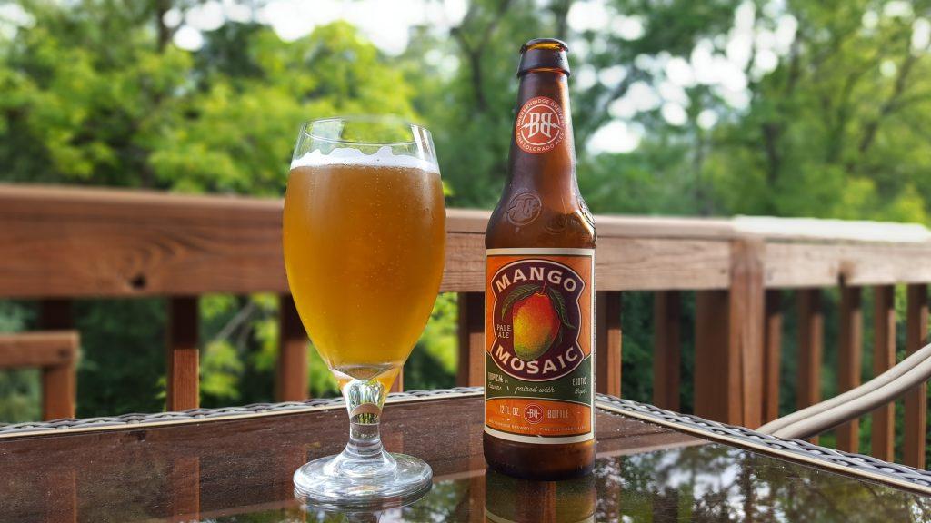 Breckenridge Brewery Summer - Mango Mosaic