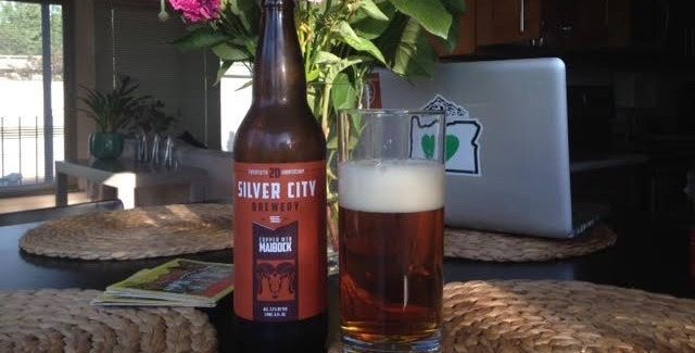 Silver City Brewery | Copper Mountain Maibock
