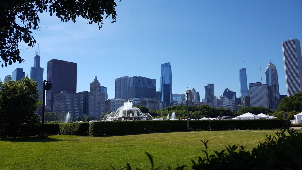 Chicago Ale Fest - Chicago Skyline