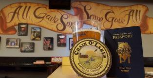 Chain O'Lakes Brewing #CCBW