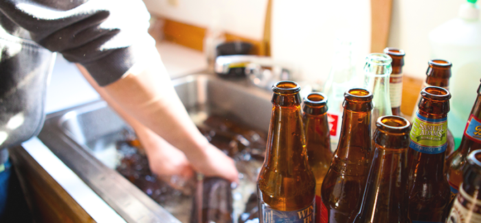 Homebrewing Tips | Cleaning is Sexy