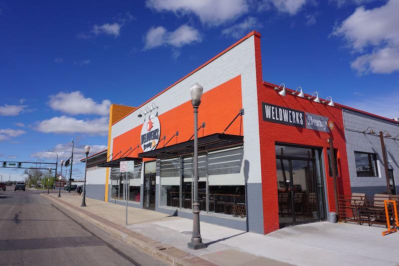 WeldWerks Brewing Greeley Colorado