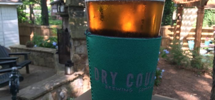 Dry County Brewing | Namesake Blonde Ale