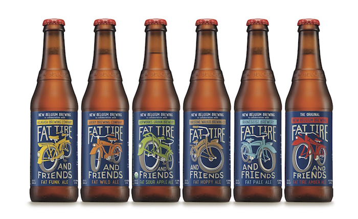 Fat Tire and Friends