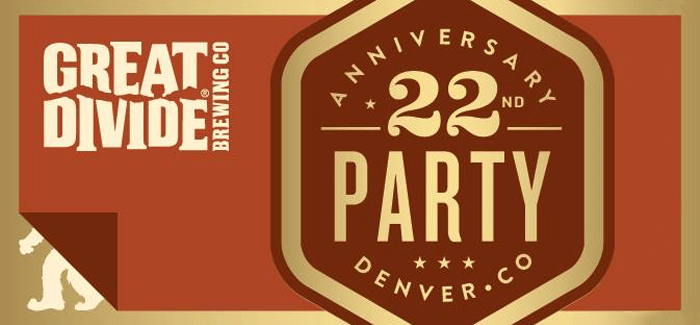 Event Preview | Great Divide 22 Anniversary Party