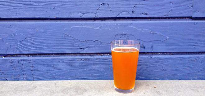 Holy Basil Ale Outlander Brewery