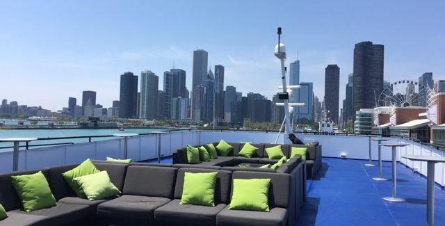 Mystic Blue top deck