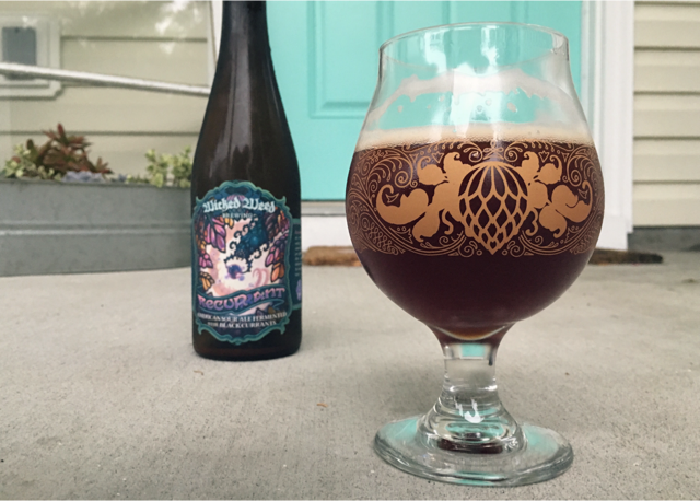 Wicked Weed Brewing's Recurrant Sour ale