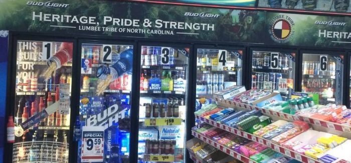 The Lumbee Tribe Sues Anheuser-Busch & Distributor