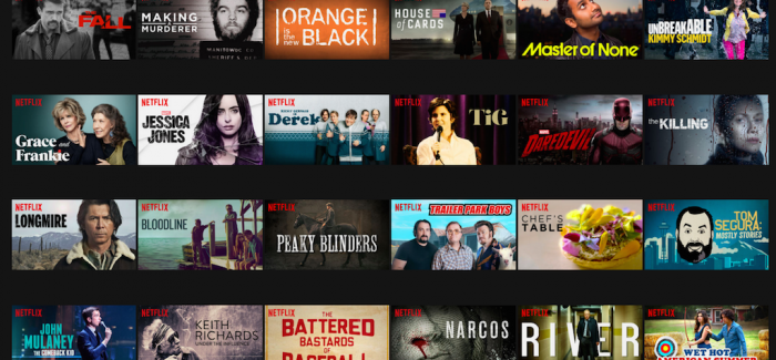 Ultimate 6er | Netflix Original Programming