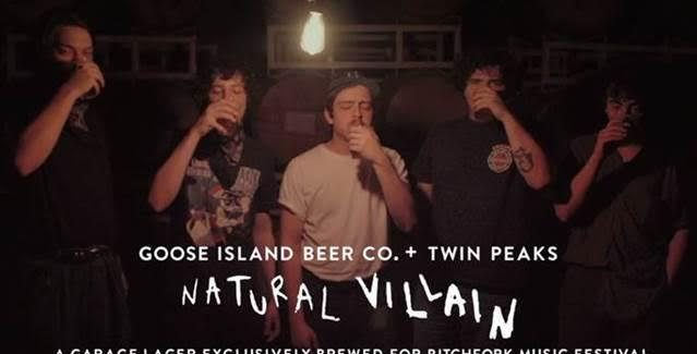 Goose Island Collaborates with Local Chicago Band
