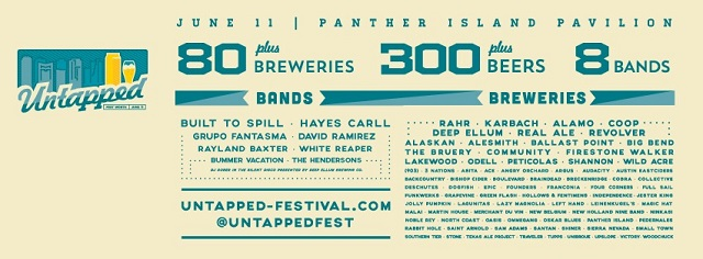Event Preview | Untapped Fort Worth