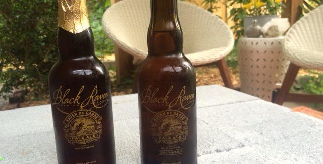 Black Raven Brewing Co. | Raven de Garde