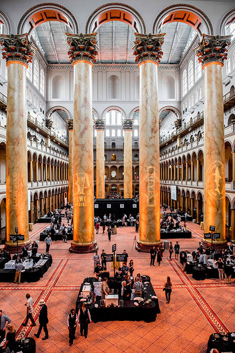 SAVOR: National Building Museum