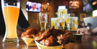 Buffalo Wild Wings beer to go