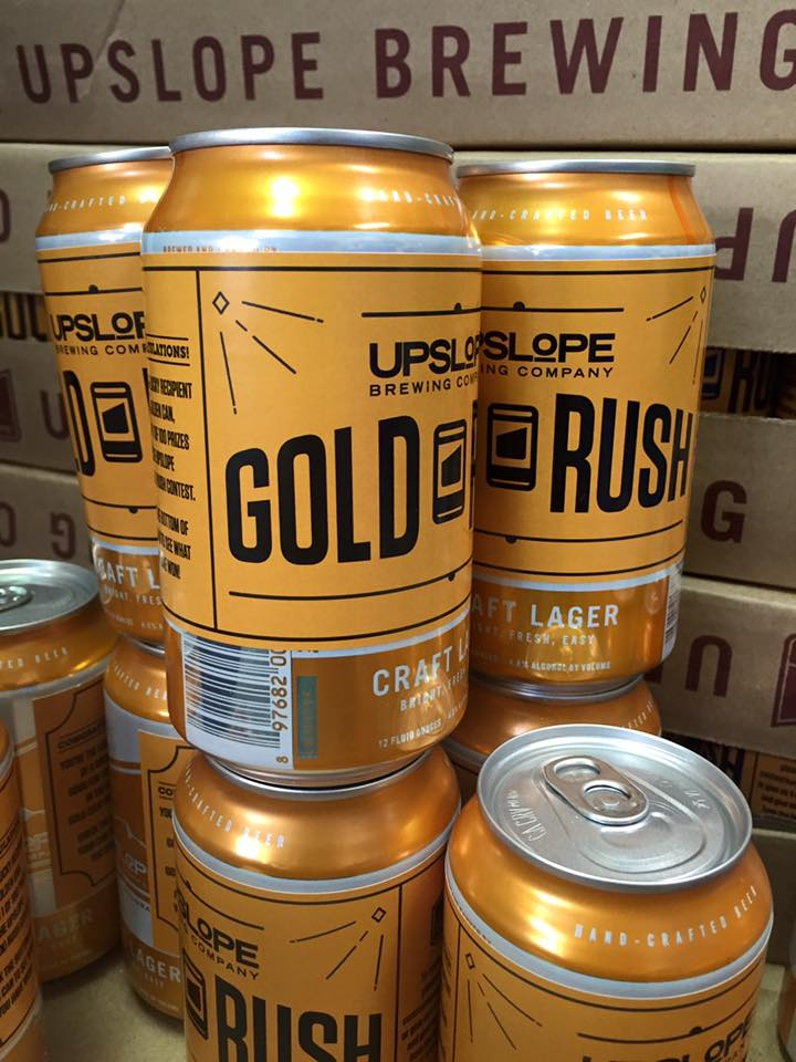 Upslope Gold Rush