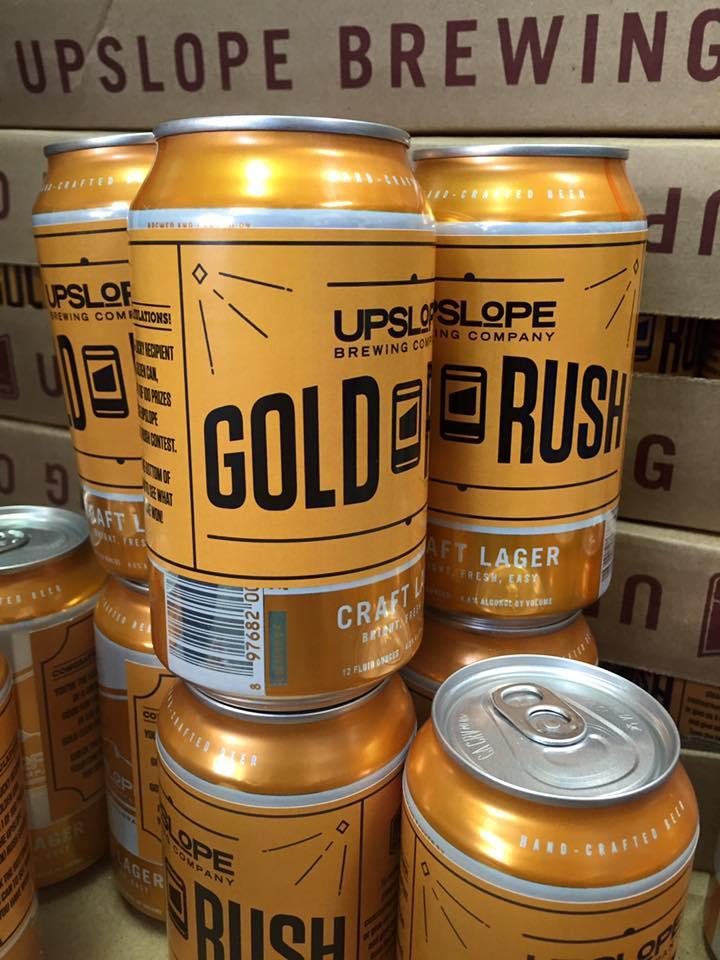 Upslope Gold Rush