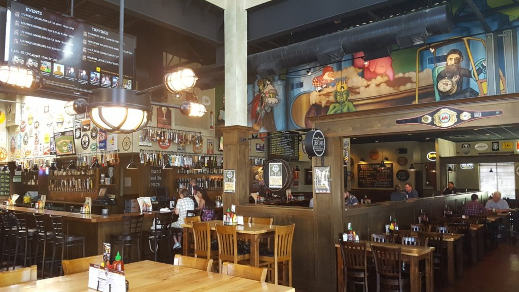 Tribes Alehouse and Beer Co.