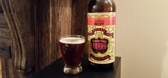 Forbidden Root | Cherrytree Amaro Ale