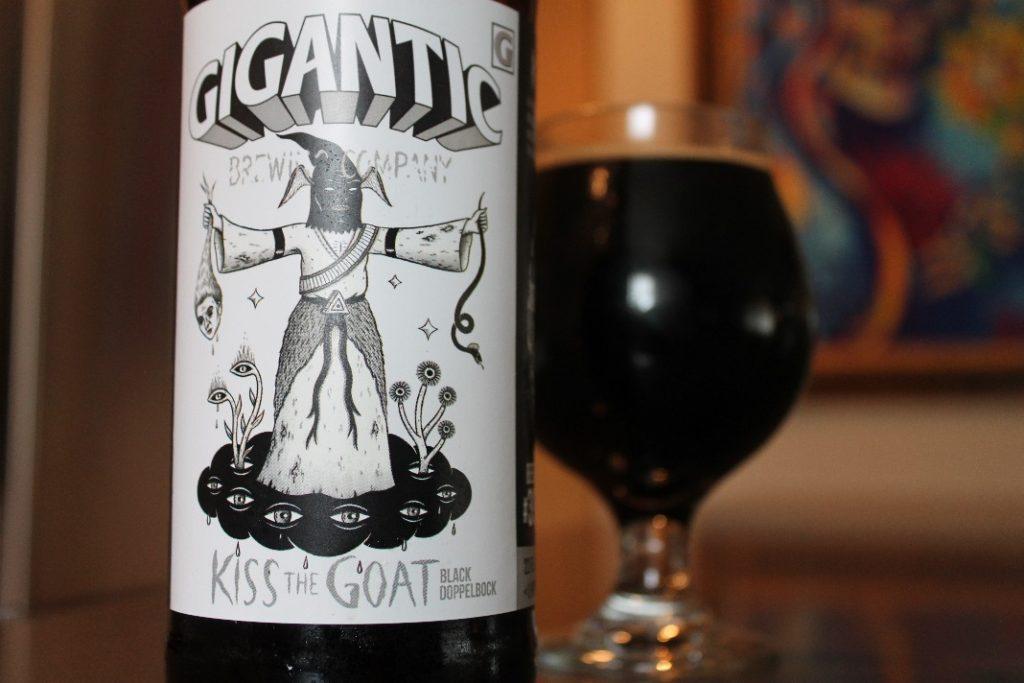 Gigantic - Kiss the Goat